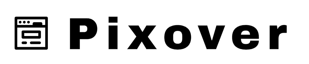 Pixover Studios Logo